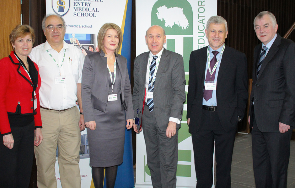 INMED annual scientific meeting 2015 university of LImerick